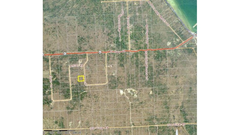 Deer Trail Gills Rock, WI 54210 by True North Real Estate Llc $19,900