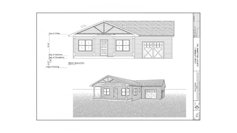Site 5 Tranquility Lane 5 Baileys Harbor, WI 54202 by Cb  Real Estate Group Egg Harbor $309,900
