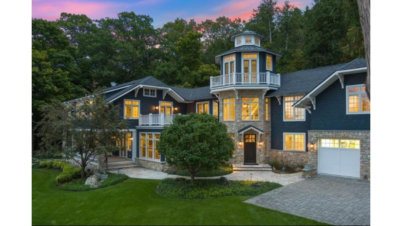 9345 Cottage Row Rd Fish Creek, WI 54212 by Arbor Crowne Properties $8,300,000
