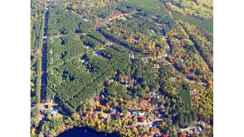 Lot 14 Bosshard Circle Rd Arbor Vitae, WI 54568 by First Weber - Minocqua $34,900