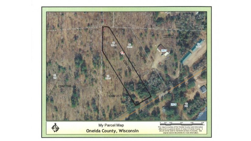 Lot 2 River Rd S Crescent, WI 54501 by First Weber - Rhinelander $15,000