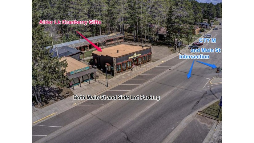 10346 Main St Boulder Junction, WI 54512 by Re/Max Property Pros-Minocqua $399,000