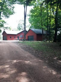 5084N Stafford Point Rd, Mercer, WI 54547