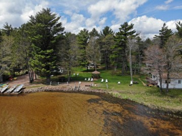5894 West Shore Rd, Phelps, WI 54540