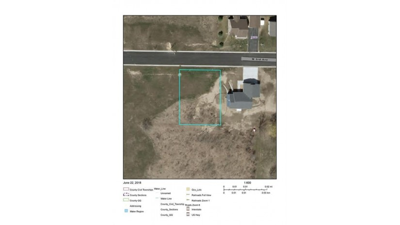 Lot 64 West 3rd Avenue Eleva, WI 54738 by Riverbend Realty Group, Llc $21,000