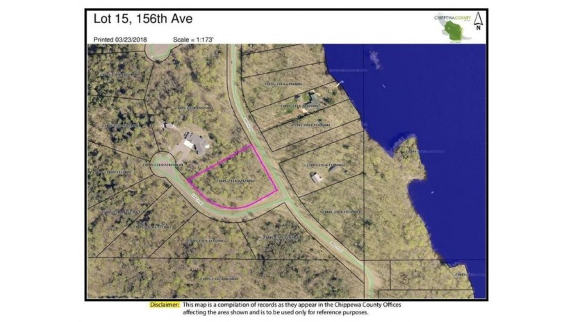 Lot 15 156th Avenue Stanley, WI 54768 by C21 Affiliated $29,900