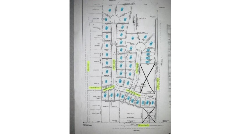 Lot 9 Cherrywood Street Street Independence, WI 54747 by Nic/Independence $14,415
