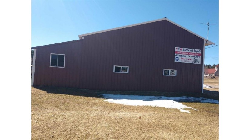 7912 Hwy 101 Armstrong Creek, WI 54103-0000 by Boss Realty, LLC $190,000