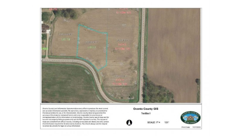 Mulligan Way Brazeau, WI 54161 by Elysian Realty, LLC $11,000