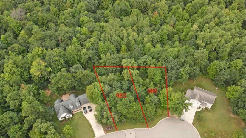 983 Thomas Trail Waupaca, WI 54981 by RE/MAX Lyons Real Estate $21,700