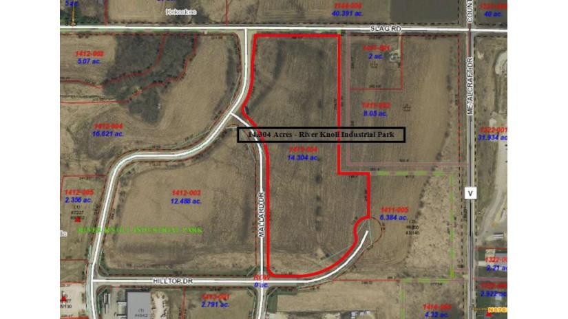River Knoll Drive Mayville, WI 53050 by First Weber, Inc. $393,000