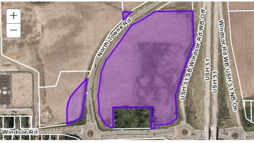 22.56 Ac North Towne Rd Windsor, WI 53598 by First Weber Inc $1,250,000