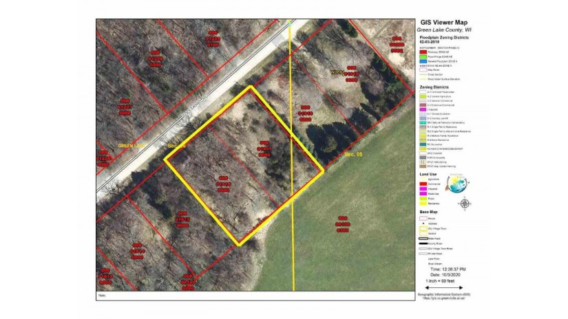 LOT 17/18 Tuleta Hill Rd Green Lake, WI 54941 by Special Properties Of Green Lake Llc $99,000