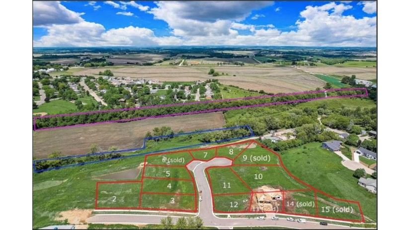LOT 7 Jamie Jo Cir Mount Horeb, WI 53572 by First Weber Inc $125,000