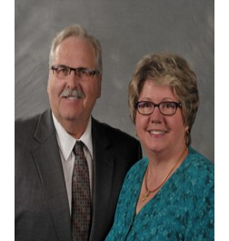 Ron and Cheri Goepfert