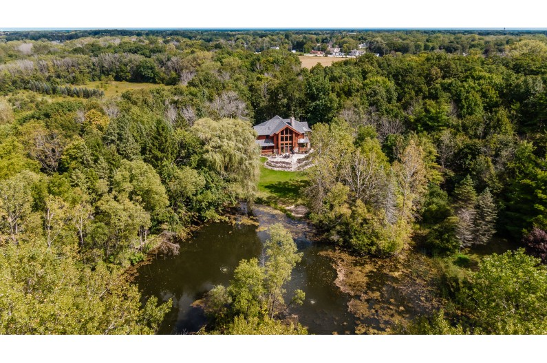 Serenity on 9.3 Wooded Acres