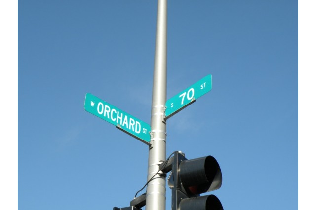 70th and Orchard