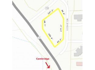 .9 Ac Hwy 12/18 Cambridge, WI 53523