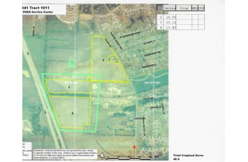 33.5 Ac River Rd, DeForest, WI 53532