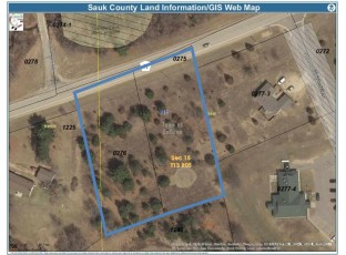 2.01 Ac County Road H Wisconsin Dells, WI 53965