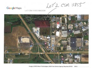 Lot 2 Lake Rd Windsor, WI 53598
