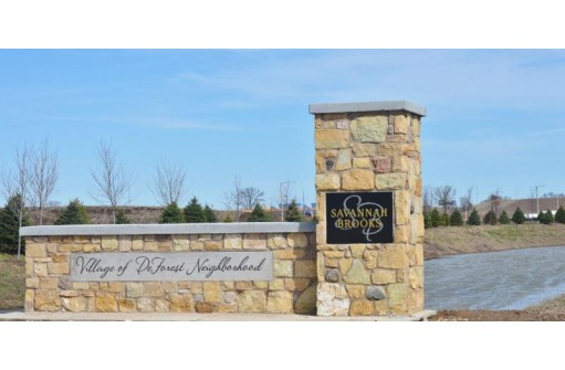 6234 Fountainhead Cir, DeForest, WI 53532