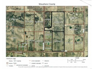51.3 Ac Chicago Ave Poy Sippi, WI 54967