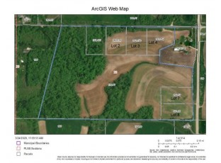 Lot 8 Exeter Crossing Rd Monticello, WI 53570