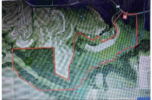 90.44 Ac Farber/County Road F, Reedsburg, WI 53959