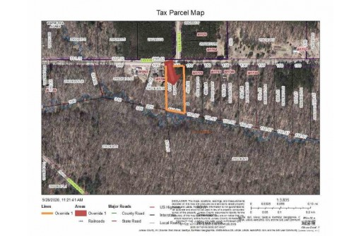Lot 32 Dees Rd, Wisconsin Dells, WI 53965