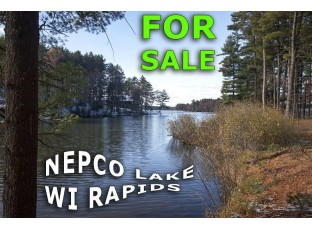 Lot 61 East Shore Nepco Lake Wisconsin Rapids, WI 54494