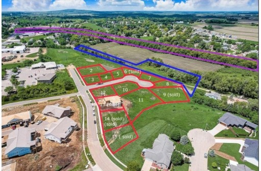 LOT 7 Jamie Jo Cir, Mount Horeb, WI 53572