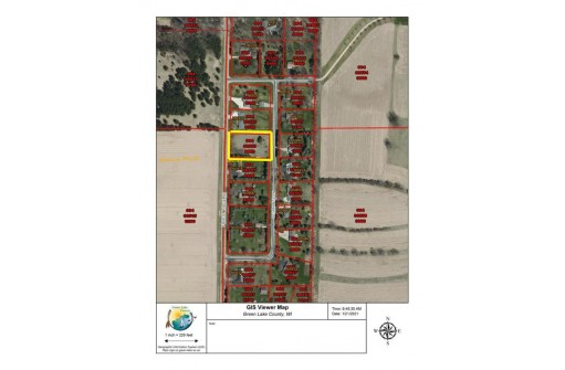 LOT 3 Forest Ridge Rd, Green Lake, WI 54941