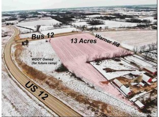 LOT 0 N Warner Rd Whitewater, WI 53190