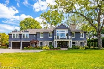 570 Shelden Rd Grosse Pointe Shores, MI 48236
