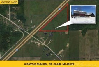 0 Rattle Run Saint Clair, MI 48079