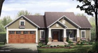1114 N Jebavy Drive NEW CONSTRUCTION Ludington, MI 49431