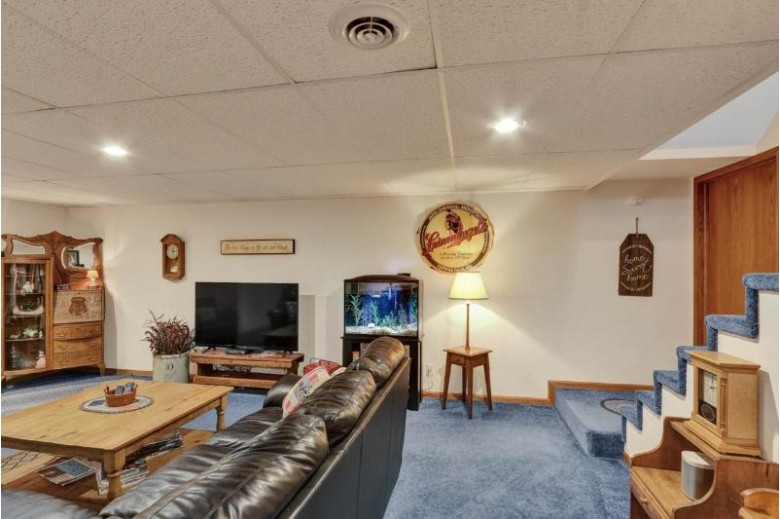 6121 Timberline Way, Wisconsin Rapids, WI by Coldwell Banker- Siewert Realtors $210,000