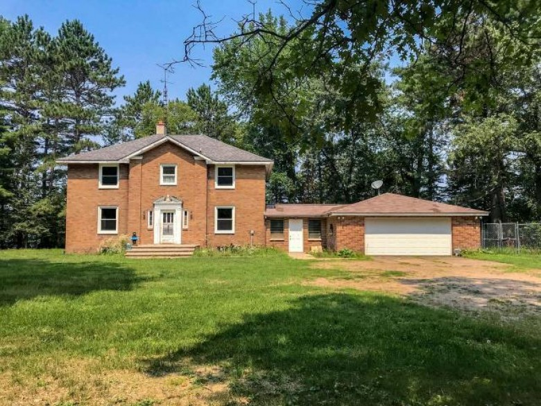4720 Cth A, King, WI by Northwoods Community Realty, Llc $385,000