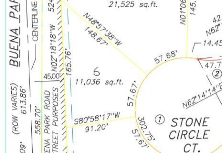 Lt6 Stone Circle Ct, Waterford, WI by Korndoerfer Homes $45,900
