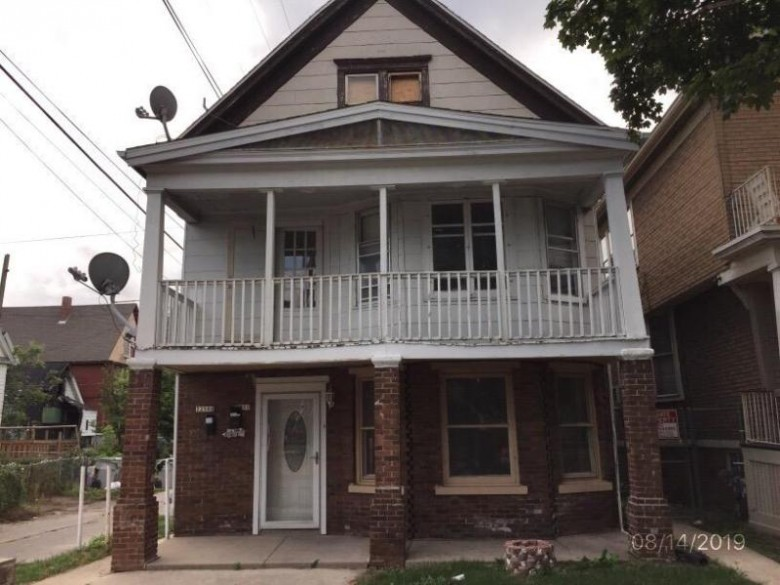 2259 S 19th St, Milwaukee, WI by Kapital Real Estate Llc $55,500