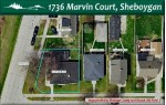 1736 Marvin Ct, Sheboygan, WI by Pleasant View Realty, Llc $147,777
