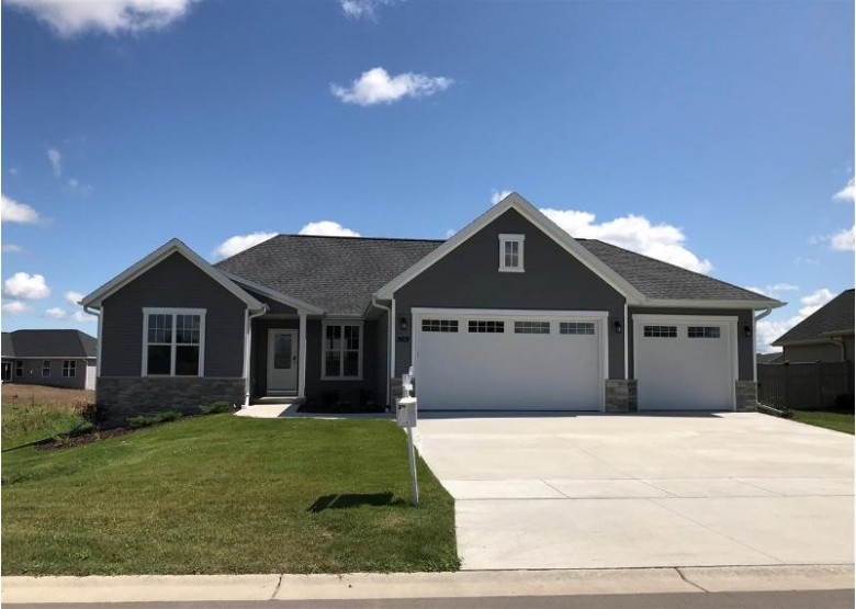 3601 Tulip Trail, Appleton, WI by Coldwell Banker Real Estate Group $299,900