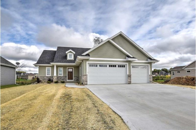 6050 Shooting Star Ct, McFarland, WI by Gannon Company, Realtors $464,800