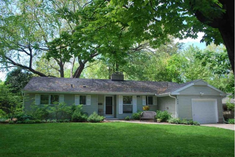 446 Woodside Terr, Madison, WI by Realty Executives Cooper Spransy $425,000