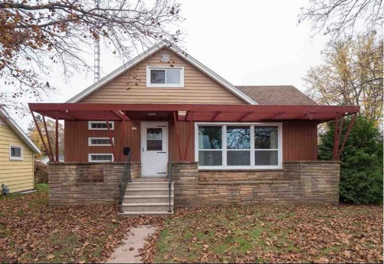 725 Third Street, Stevens Point, WI by Kpr Brokers, Llc $124,900