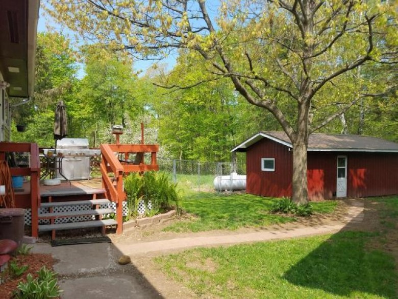 79656 Mackenberg Rd, Jacobs, WI by Hilgart Realty Inc $159,900