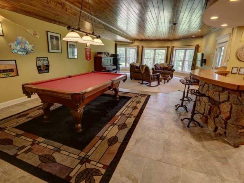 4400 North Shore Dr, Pelican, WI by First Weber Real Estate $599,500