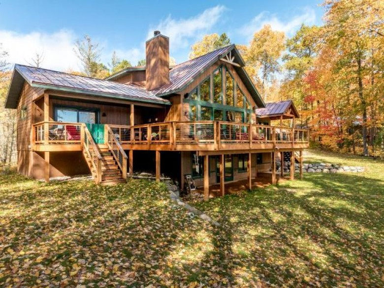 2138 To To Tom Dr, Lac Du Flambeau, WI by Redman Realty Group, Llc $699,900