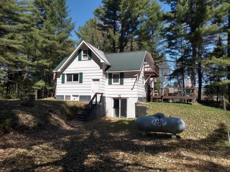 N8686 Maple Beach Rd, Wausaukee, WI by North Country Real Est $89,500